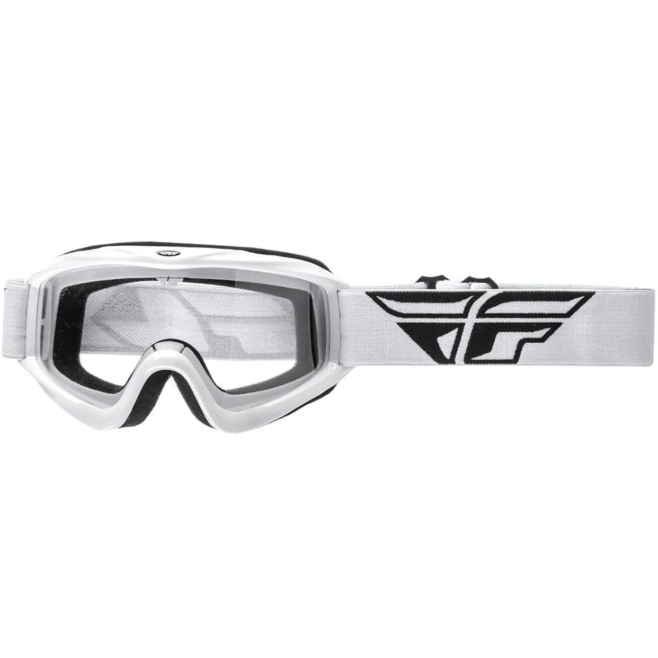 Fly - 2018 Focus очки, белые