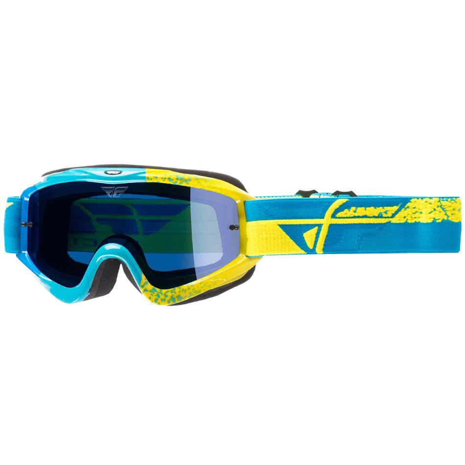 Fly - 2018 Zone Composite очки, сине-желтые
