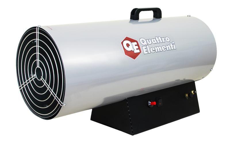 Нагреватель воздуха газовый QUATTRO ELEMENTI QE-55G