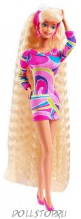 "Коллекционная кукла Барби ""С волосами до пят"" - Totally Hair 25th Anniversary Barbie Doll"