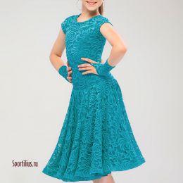Рейтинговое платье с двумя юбками