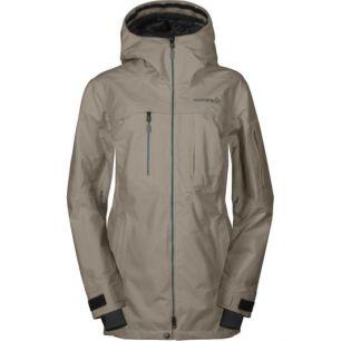 Norrona Roldal Gore-Tex PrimaLoft Jacket Women Bungee Cord