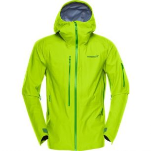Norröna Lofoten Gore-Tex Active Jacket (M)  Birch Green