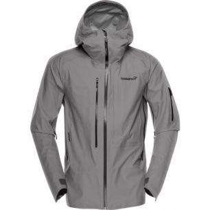 Norröna Lofoten Gore-Tex Active Jacket (M) Mercury