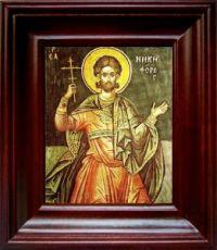 Никифор Антиохийский (21х24), простой киот