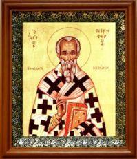 Никифор Константинопольский (19х22), светлый киот