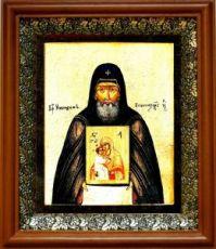 Никодим Кожеезерский (19х22), светлый киот