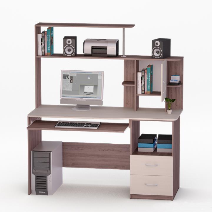 Компьютерный стол Роберт-3