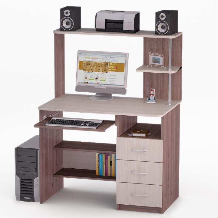 Компьютерный стол Роберт-63