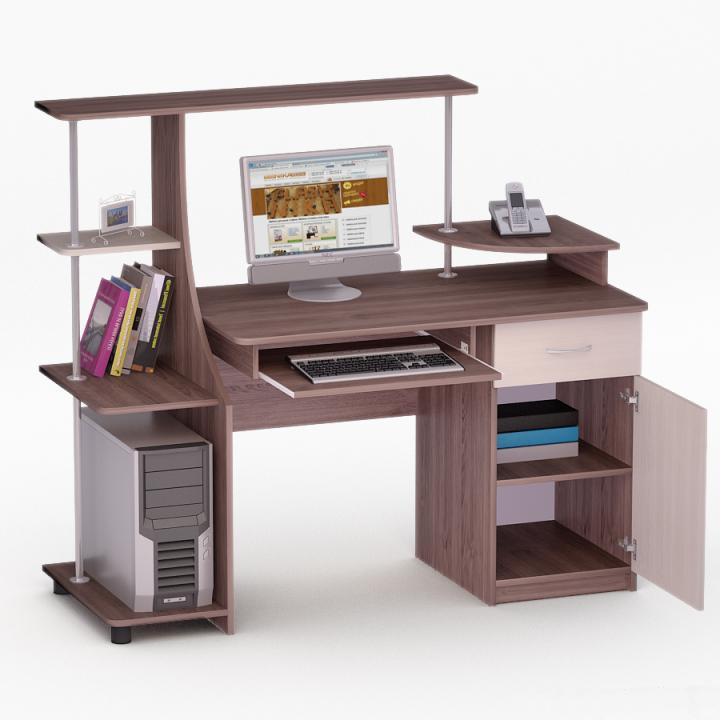 Компьютерный стол Роберт-42