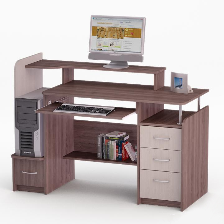 Компьютерный стол Роберт-39