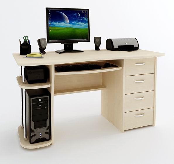 Компьютерный стол Адриан-6