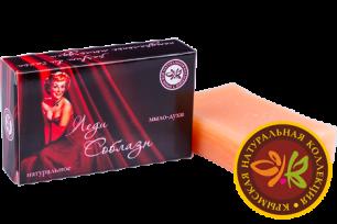 Натуральное мыло-духи «Леди Соблазн» 75 г