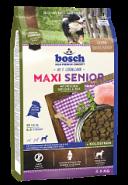 Bosch Maxi Senior Полнорационный корм для пожилых собак с птицей и рисом (12,5 кг)