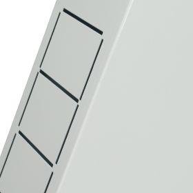 Шкаф распределительный наружный 8-10 выходов (ШРН-2) 651х120х5547 SCC-0001-000067 STOUT