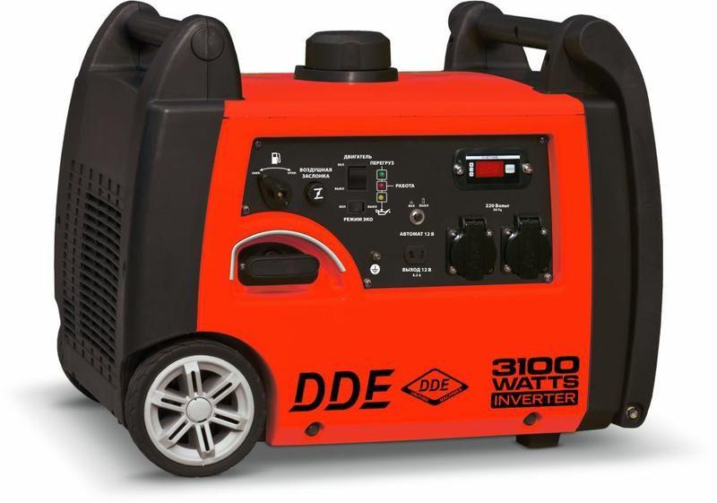 Генератор бензиновый инверторный DDE DPG3251Si