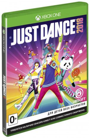 Игра Just Dance 2018 (Xbox One, русская версия)