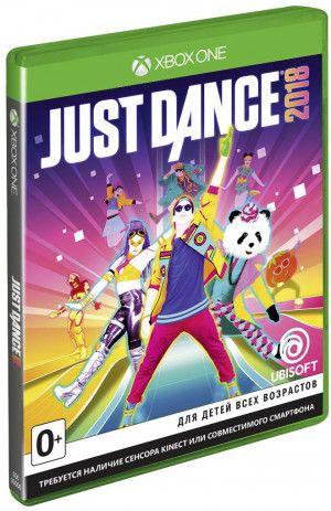 Игра Just Dance 2018 (Xbox One, русская версия)