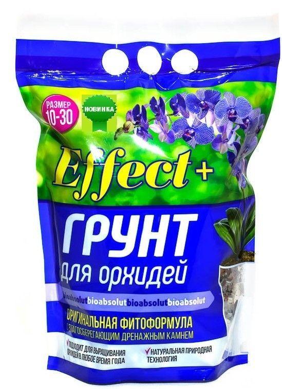 Грунт для орхидей Effect+ 10-30mm 4 литра