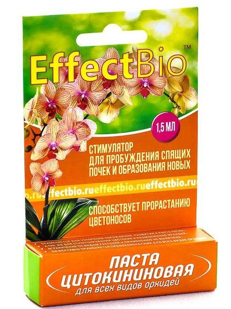 Цитокининовая паста «EffectBio» для всех видов орхидей 1,5мл
