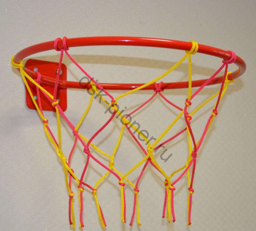 Кольцо баскетбольное настенное