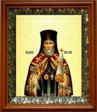 Платон Ревельский (19х22), светлый киот