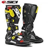 Ботинки Sidi Crossfire 3,Черно-желтые флуоресцентные