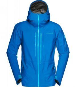 Norröna Lofoten Gore-Tex Active Jacket (M) Hot Sapphire
