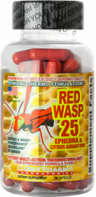 Cloma Pharma Red Wasp (75 капс.)