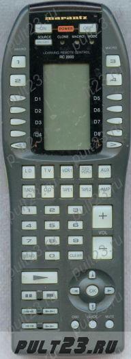 MARANTZ RC2000, SR770, SR870