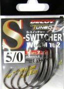 Офсетный Kрючок Decoy S-Switcher Worm 102
