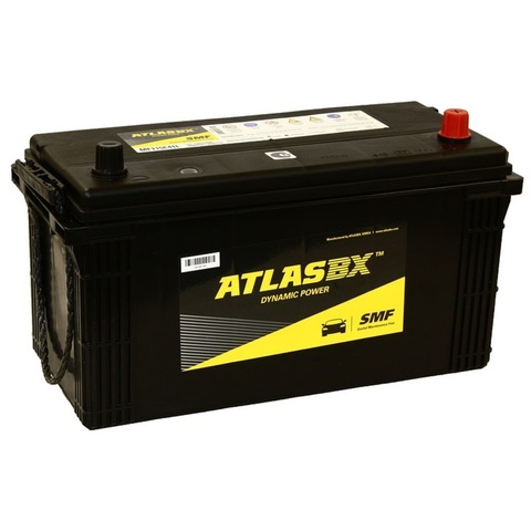 Автомобильный аккумулятор АКБ ATLAS (Атлас) MF100L Carnival 100Ач о.п.