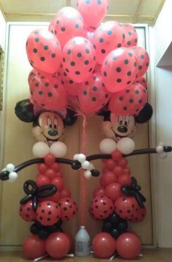 Мышки-близняшки и 25 шаров