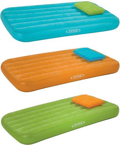 Надувной матрас Intex (66801) Cozy Kids Airbed