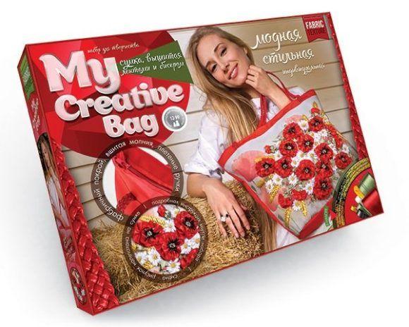 Набор Сумочка My creative bag Маки