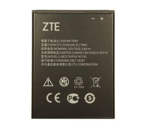 Аккумулятор ZTE Blade L5/Blade L5 Plus (Li3821T43P3h745741) Оригинал