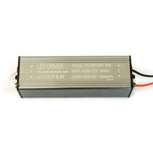 Драйвер для светодиодов 30W 1000mA