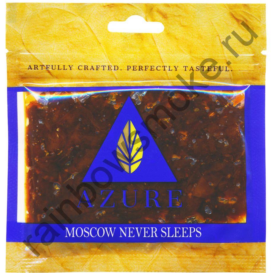 Azure Gold 50 гр - Moscow Never Sleeps (Москва Никогда не Спит)