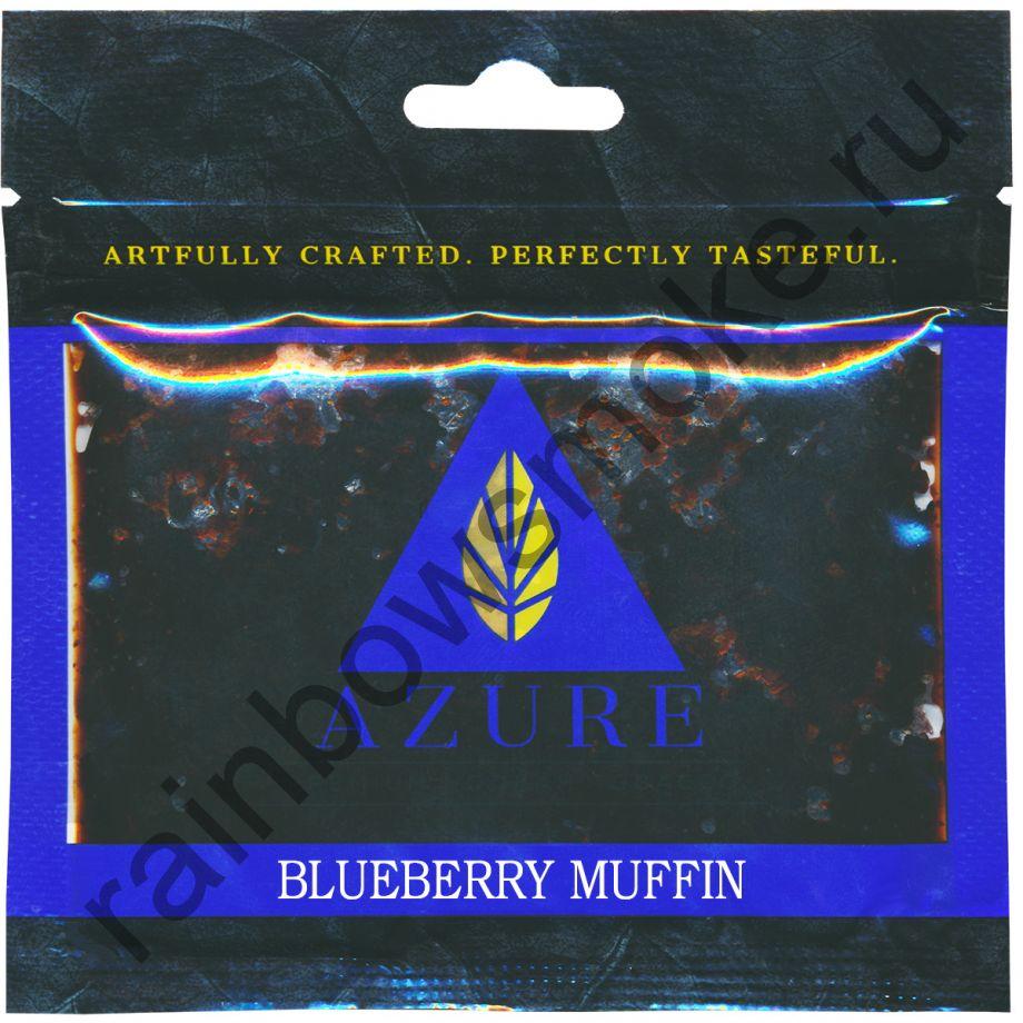 Azure Black 50 гр - Blueberry Muffin (Черничный Маффин)