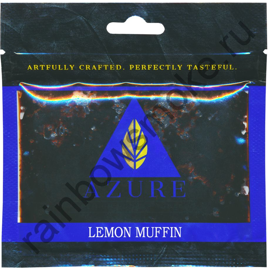 Azure Black 50 гр - Lemon Muffin (Лимонный Маффин)
