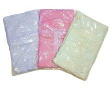 """Комплект на выписку 10 предметов 01500 батист белый, розовый, бежевый цвета   оптом от производителя """"Мамин Малыш"""""""