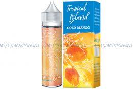 Е-жидкость Tropical Island Cold Mango, [BOX], 60 мл.