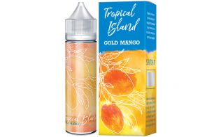 Е-жидкость Tropical Island Cold Mango, [BOX], 60 мл.