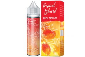 Е-жидкость Tropical Island Ripe Mango, [BOX], 60 мл.