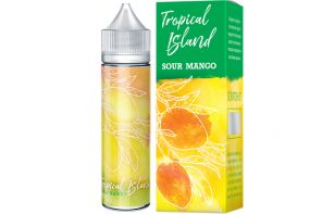 Е-жидкость Tropical Island Sour Mango, [BOX], 60 мл.