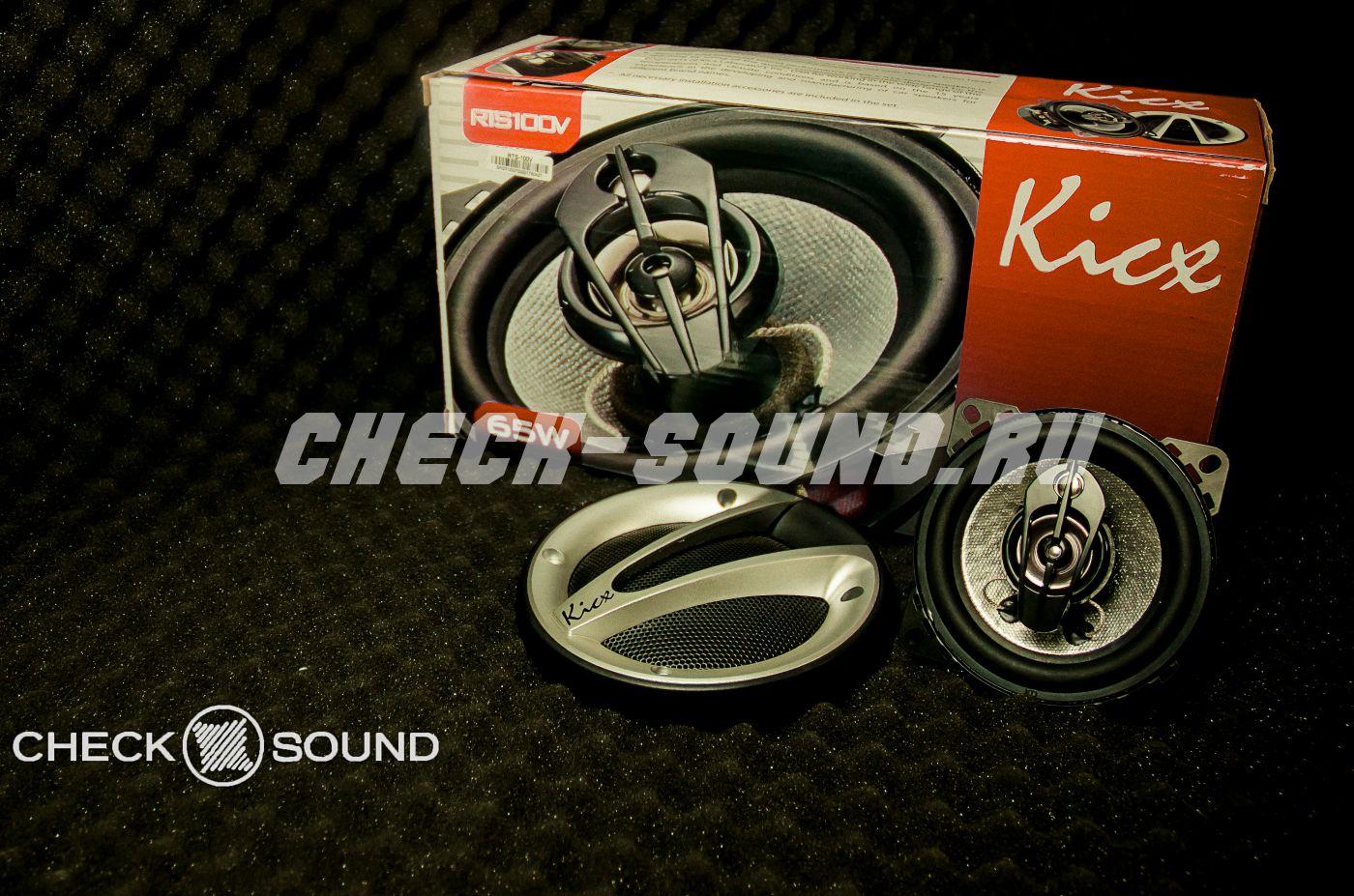 KICX RTS-100V