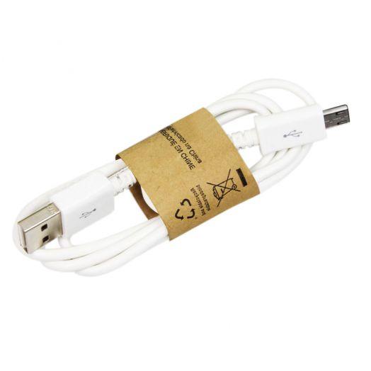 Шнур micro USB СОРТ 1 (белый)