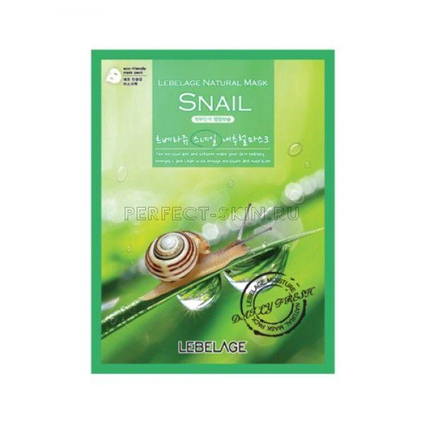 Lebelage Snail Natural Mask