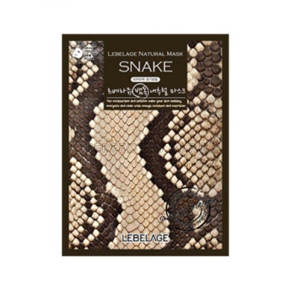 Lebelage Snack Natural Mask