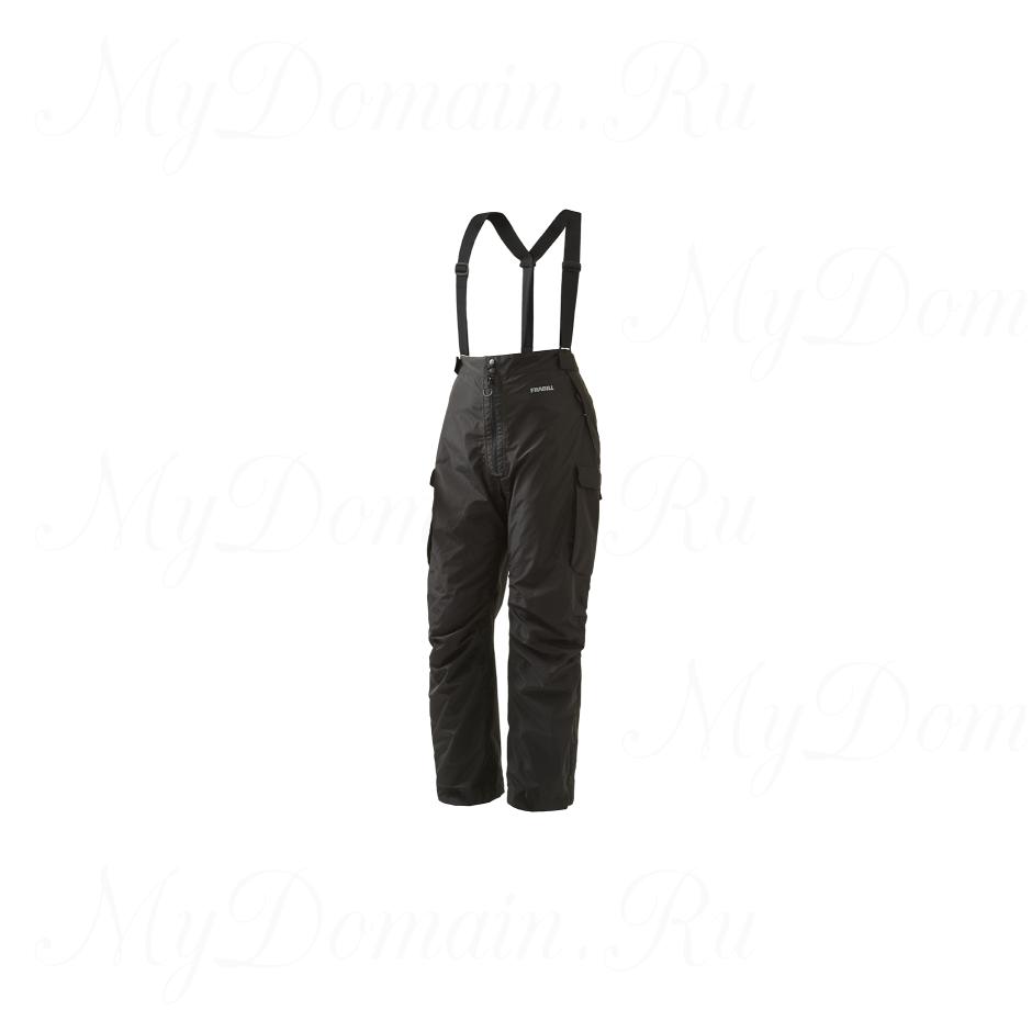 Брюки штормовые FRABILL F1 Storm Pant Black, р. XL